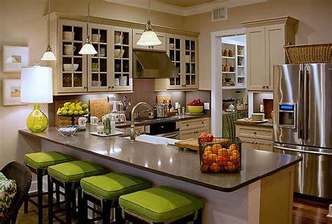 green accessories for kitchen small kitchen design cottage kitchen hgtv