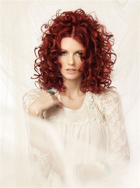 loose spiral perm pictures loose spiral perm with ringlets hair fashion pinterest
