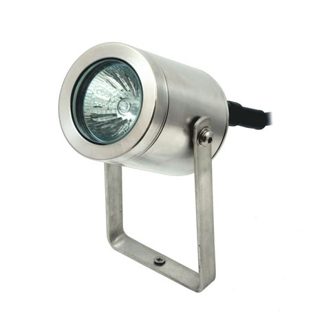outdoor pond lights hunza outdoor lighting pond light with bracket stainless
