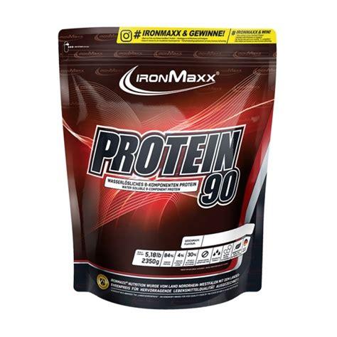 Ironmaxx Protein Ironmaxx Protein 90 Chocolate Powder Protein Blend