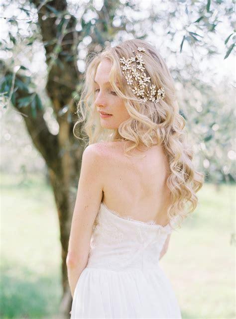 Floral Bridal by Floral Bridal Headpiece 169 Sibo Designs Bridal Adornments