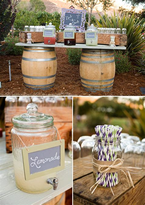 diy country wedding ideas diy rustic wedding decor wedding and bridal inspiration