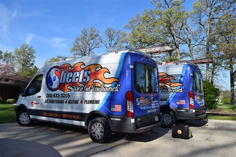 sheets air conditioning heating plumbing inc in fort