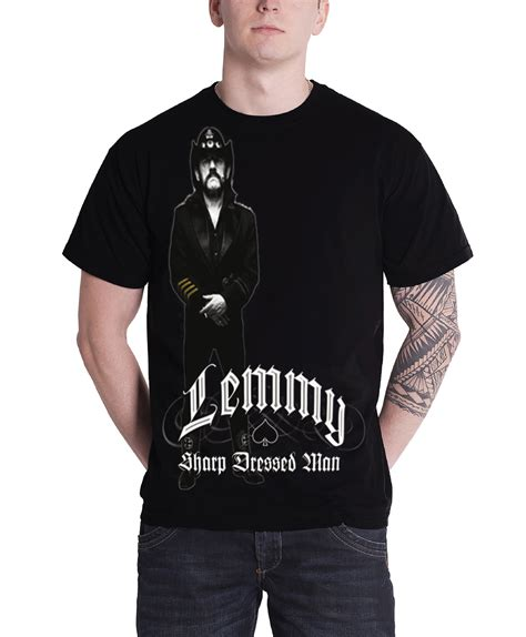 Tshirt Mi Motorhead 2 motorhead t shirt lemmy rip warpig clean your clock official new mens ebay