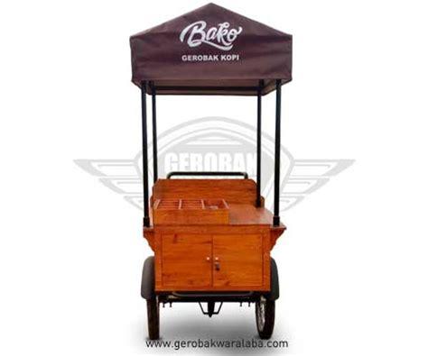 harga desain gerobak gerobak sepeda kopi unik desain gerobak kopi yogya