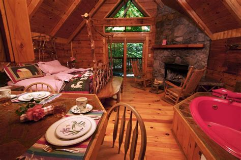 Smoky Mountain Getaway Cabins by Honeymoon Cabins Images