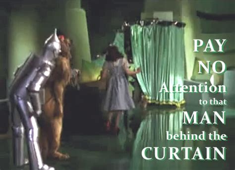 wizard of oz curtain man curtain quote from the movie the wizard of oz by l