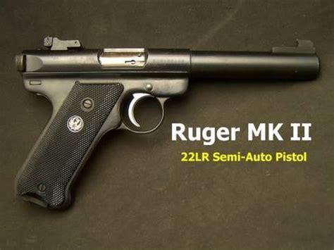 Hortigro A 22 11 22me ruger ii pistol review