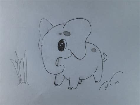 imagenes de elefantes faciles para dibujar c 243 mo dibujar un elefante versi 243 n para ni 241 os youtube