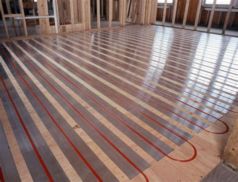 Radiant Floor Panels by Hydronic Floor Heating Systems Diy Meze
