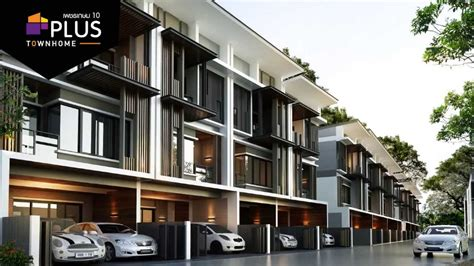 what is a townhome plus townhome hatyai 02 youtube