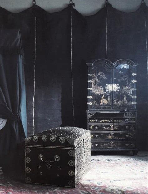 gothic room decor 35 dark gothic interior designs home design and interior