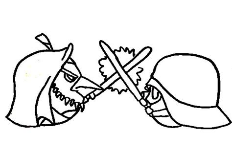 Angry Birds Wars 2 Coloring Pages Darth Maul by Angry Birds Darth Coloring Pages