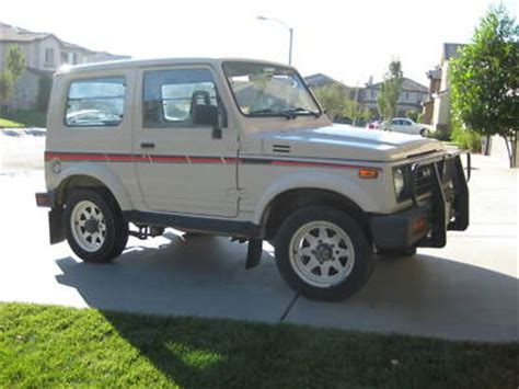 1990 suzuki samurai user reviews cargurus