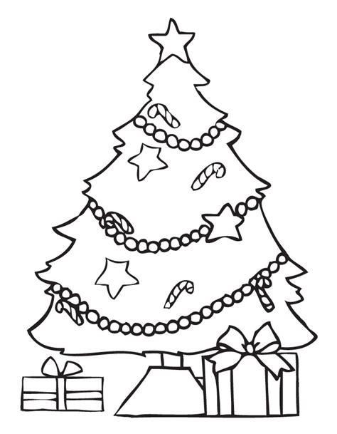 193 rbol regalos y estrellas dibujalia dibujos para