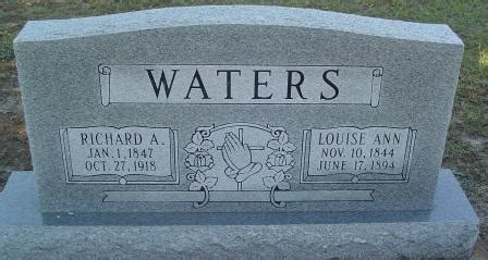 chazzcreations waters family history  family