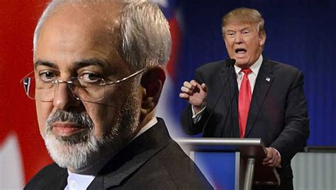 donald trump iran iran foreign minister trump travel ban great gift to