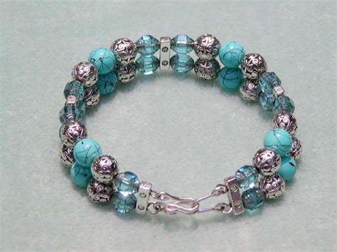 Turquoise Bracelet   Blue Mountain Traders