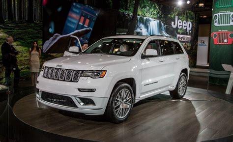 jeep ford 2017 nuova jeep grand 2017 partiti gli ordini