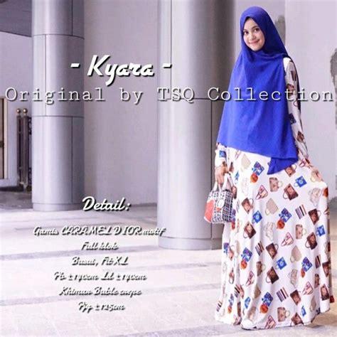 Gamis Remaja Syar I Terbaru baju muslim remaja kyara syar i model gamis remaja