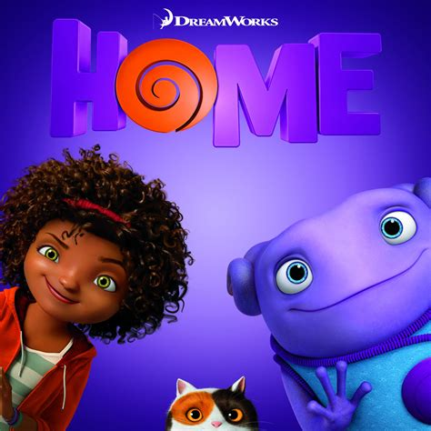 home dreamworks animation at the weekend box office