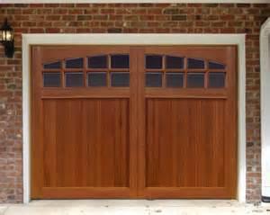 Garage Wood Doors Wood Garage Doors Trendslidingdoors