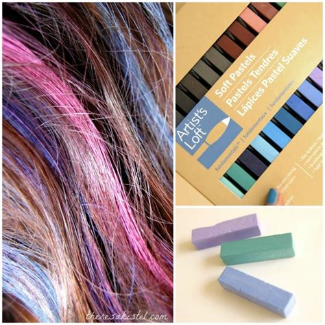 hair chalking a new look at diy hair color stylenoted 283 best images about hair color ideas on pinterest her