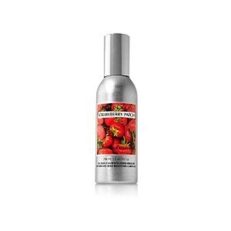 bath and works room spray bath and works slatkin co strawberry patch room spray home kitchen