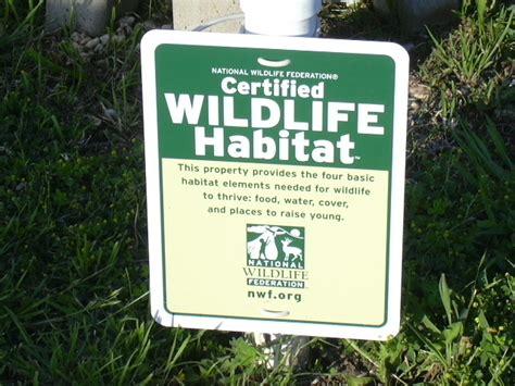 national wildlife federation backyard habitat national wildlife federation backyard habitat certified at