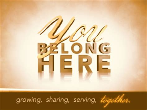 you belong here you belong here graceway media worshiphouse media