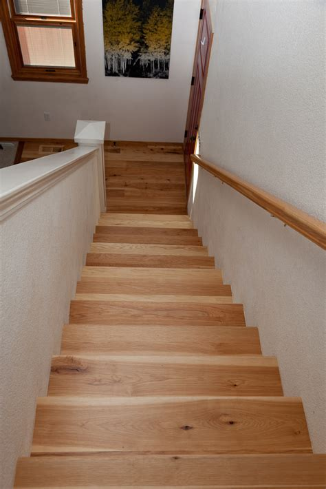 Hardwood Flooring On Stairs Magnus Ideal Hardwood Flooring Of Boulder Colorado Dustless Refinishing Wood