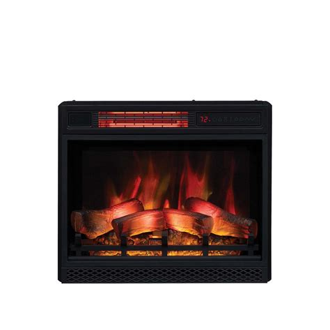 fireplace inserts electric dimplex 25 in electric firebox fireplace insert dfr2551l