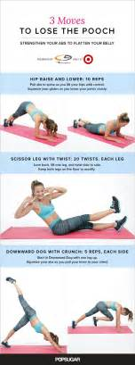 25 best ideas about pooch exercise on workout stomach belly workouts and lower