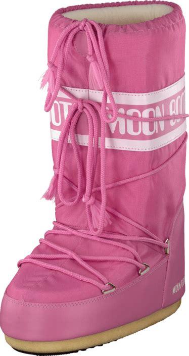 Moon Boot Duvet K 246 P Moon Boot Moon Boot Nylon Pink Rosa Skor Online