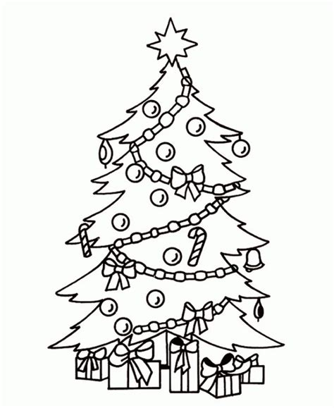 free printable coloring pages of christmas trees free printable christmas tree coloring pages for kids