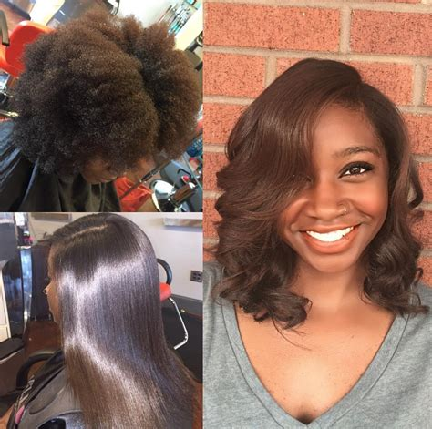 how to get your hair back to its color the press and curl of your childhood is back with less