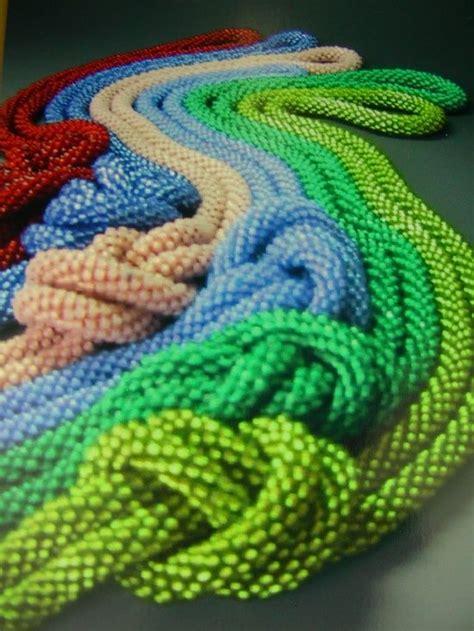 bead crochet tutorial 1000 images about beadwork crochet on bead