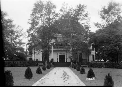 the house on foster hill the county seat of bullock county alabama has many