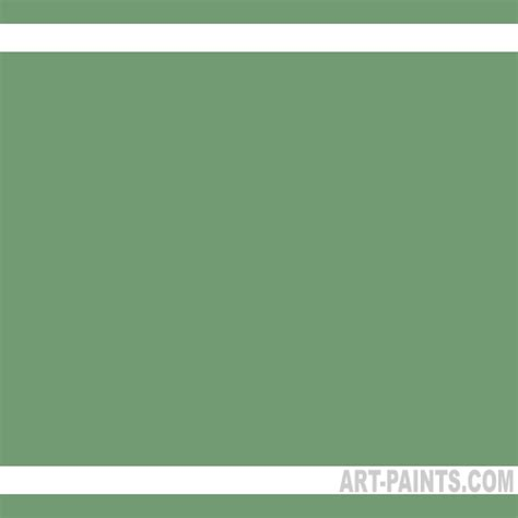 grayish green green gray expressionist oil pastel paints xlp 046
