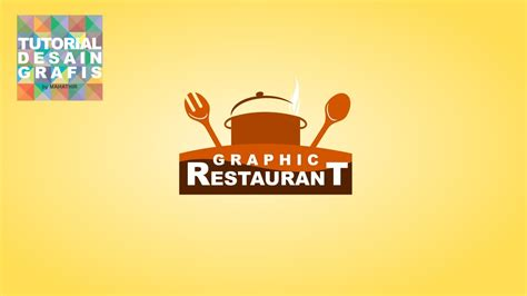 logo design free youtube design tutorial logo design restaurant logo free