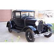 1930 FORD MODEL A COUPE  39681