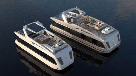 Cost Of Tiny House the most interesting boat of 2015 may be this houseboat