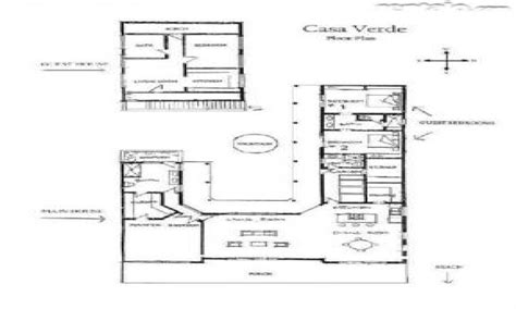 hacienda style floor plans mexican hacienda style house plans hacienda style kitchens