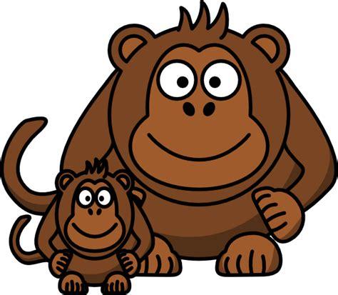 ape clipart ape baby clip at clker vector clip