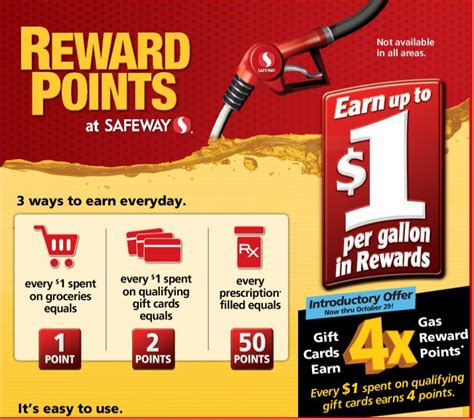 Safeway Disneyland Gift Cards - safeway earn 4x reward points with gift card purchase win a 50 safeway gift card