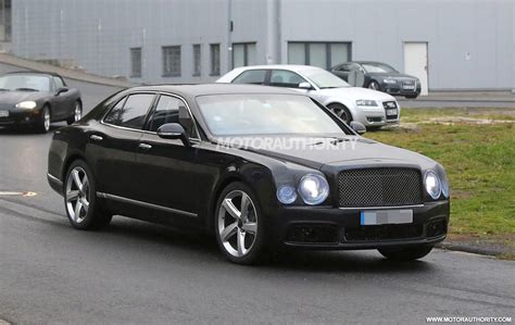 bentley cars 2017 2017 bentley mulsanne spy shots