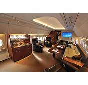 Top 10 Largest Private Jets In The World Right Now