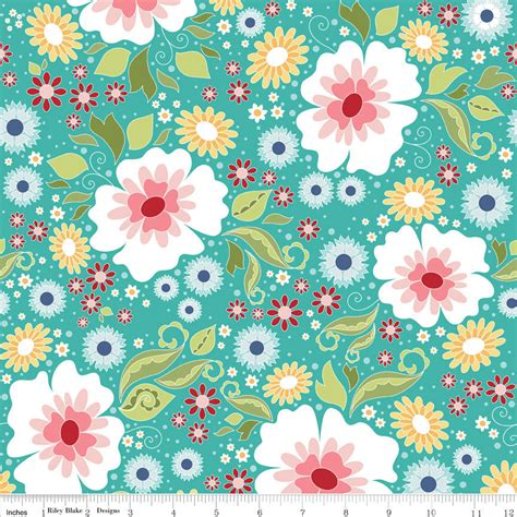 textile pattern design software for mac apple of my eye large floral on red fabric from riley