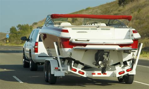 boat insurance towing tips for loading and towing your boat the allstate blog