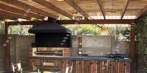cobertizo para quincho terrazas pergolas cobertizos quinchos la cisterna